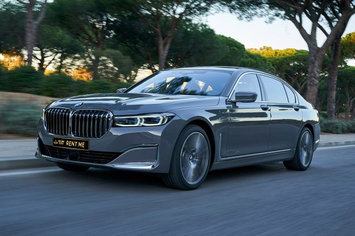 Alquiler BMW Serie 7